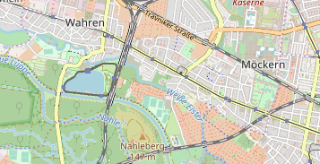 Location auf Karte