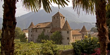 Eventlocation - Italien - Schloss Maretsch