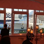 Eventlocation - Panorama Lounge Hamburg  - Eventlocation
