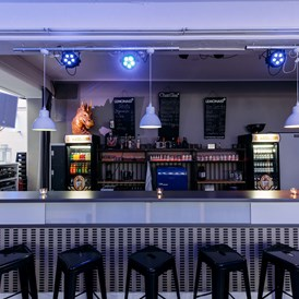Eventlocation: Bar in der Lounge - Forum Factory Berlin