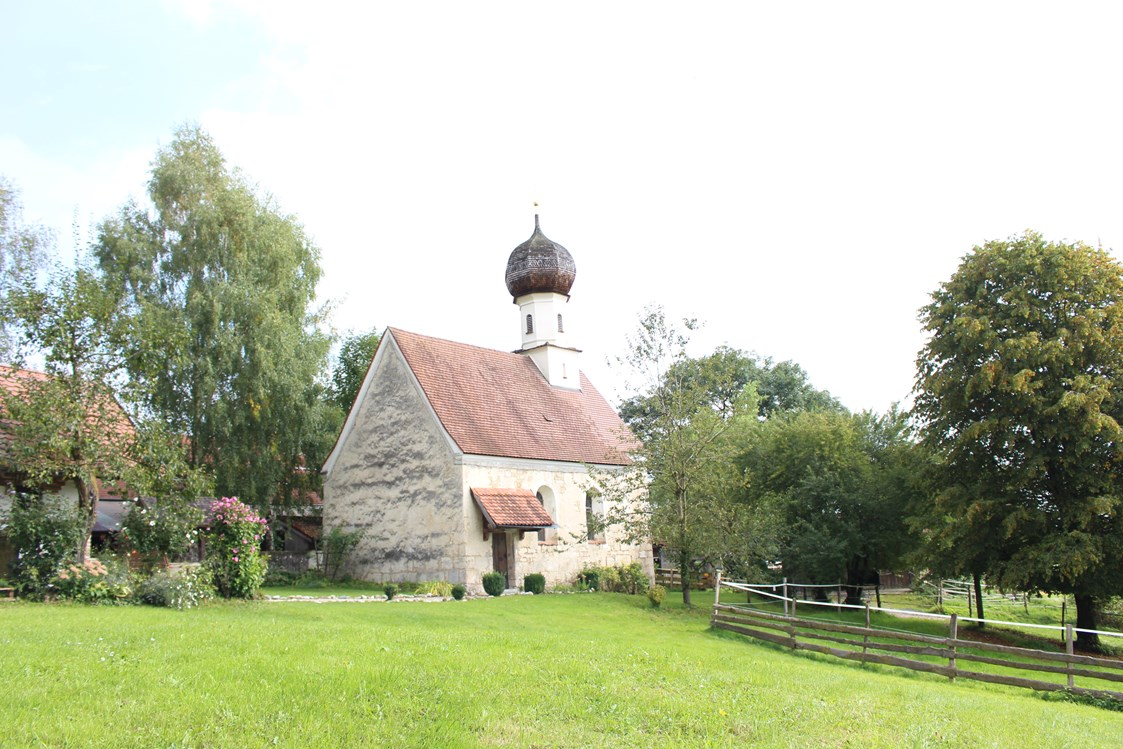Eventlocation: Kirche - Gut Georgenberg