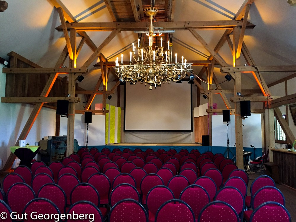 Eventlocation: Großer Festsaal - Gut Georgenberg