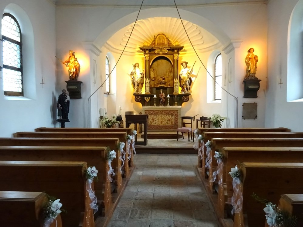 Eventlocation: Kirche Gut Georgenberg - Gut Georgenberg