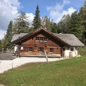 Location - Rosemi Alm am Stoderzinken