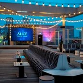 Eventlocation - ALICE Rooftop & Garden Berlin