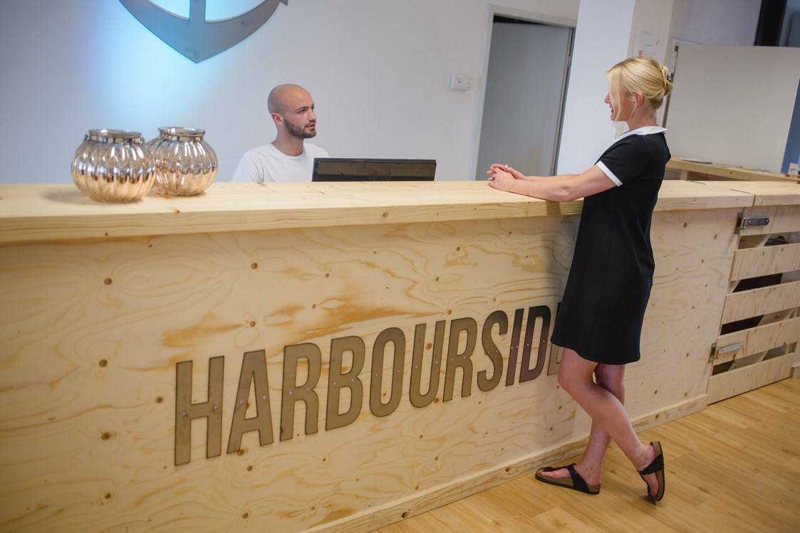 Event location: Harbourside