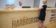 Eventlocation - geeignet für: Coworking - Harbourside