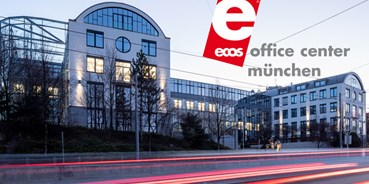 Eventlocation - geeignet für: Coworking - ecos office center münchen
